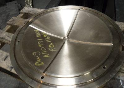 Spherical Pressure Plate